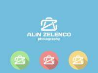 Photographer Monogram - Alin Zelencon