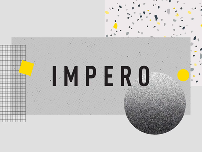 Fresh From IMPERO Vol.3 design kinetic typography illustration animation typogaphy motion design impero aftereffects