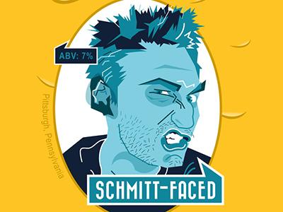 Schmitt-Faced