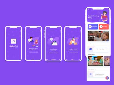 OLEARN- Mobile App