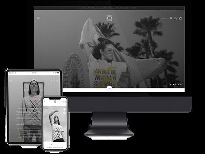 Studio Work website webdesign website design