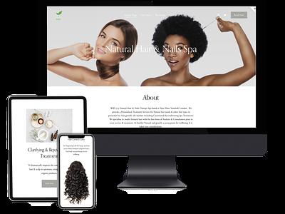 BEAUTY DESIGN design website website design webdesign