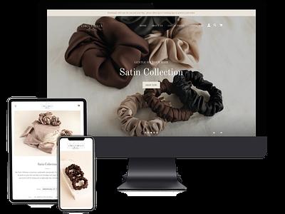 Chicca Bella copywriting website webdesign