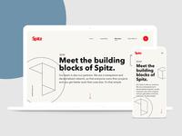 Spitz Germany website (2)