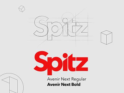 Spitz Germany Logo Design graphic design branding concept design vector logo illustration