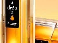 Drop Detail Honey