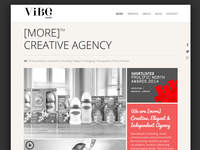 Communication Agency Website