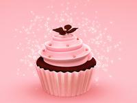 Vibe Cupcake