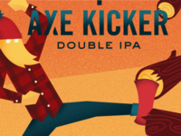Axe Kicker