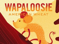 Wapaloosie Wheat Illustration