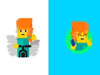 Character Design Datagran