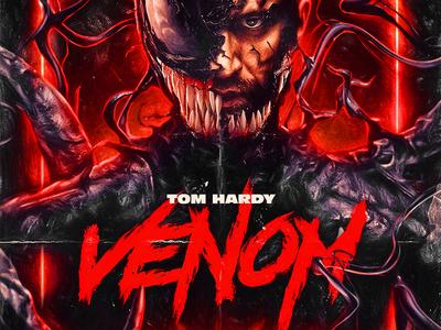 Venom Fanart for Talenthouse