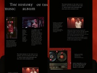 Hi :) The history of the music album. Longread, part 2