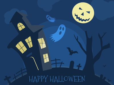 Happy Halloween by Kevin Donnigan - Dribbble