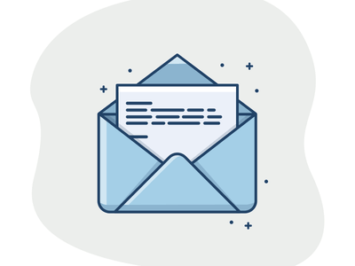 Envelope Icon snail mail icon paper email mail envelope
