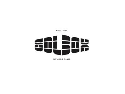 Sol Box - Fitness Club logoconcept brandnew designinspiration logodesign graphicdesigner graphicdesign logodesigner logoinspiration logos branding brand visual identity logo