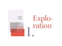 It's monday! colors vector typography illustration brand logo design branding