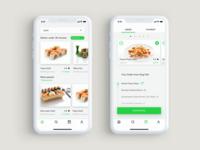 Uber eats design concepts