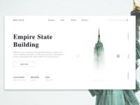 New York City Tour Website