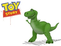 Toy Story - Rex