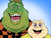 Dinosaurs - Jim Henson