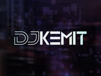 DJ Kemit Logo