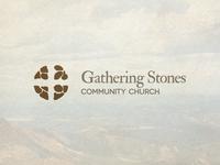 Gathering Stones Church Logo