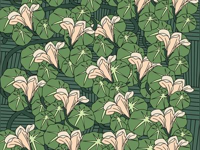 art nouvea pattern