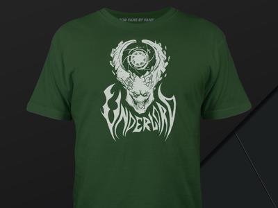 Underlord T-shirt