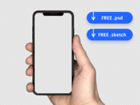 iPhone in Hand Mockup free iphone mockup free sketch psd mockup iphone psd mockup iphone mockup iphone iphonexsmax iphonex iphone11promax iphone11pro iphone11