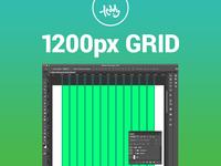 1200px GRID [free .psd]