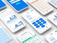 POS app UI/UX