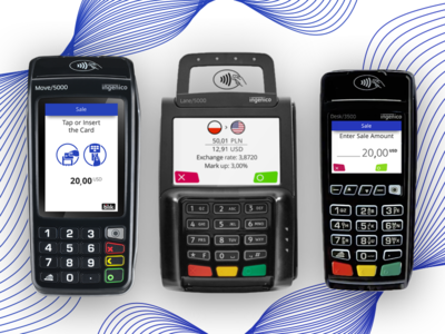 Latest UI/UX we did for 3 Ingenico's Telium TETRA POS Terminals ux design point-of-sale point of sale ux pos payment terminal pos temrinal