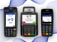 Latest UI/UX we did for 3 Ingenico POS Terminals