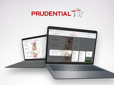 Prudential PreSales App Design uxjuice ux prudential teddygraphics