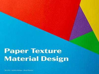 Paper Texture - Material Design geometric diagonals minimal background paper texture material design