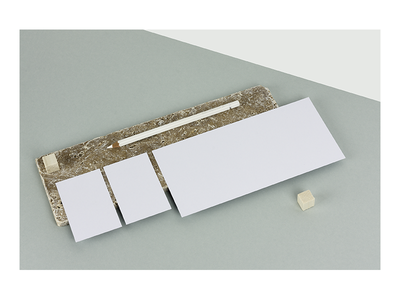 Stationary Mockup // Scene II business cards stone marble wood textures layered print branding product mockup stationary mockup