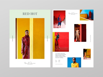 A1 Fashion Posters infusion digital print poster fashion