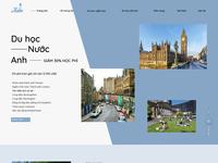 Education Agency web design- Malblue i