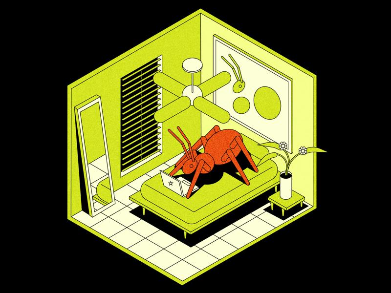 Underground vector illustration