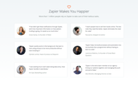 Zapier Makes You Happier