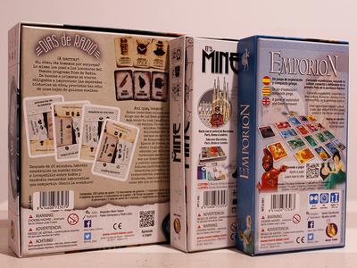 Diseño editorial para Mont Tàber Edicions