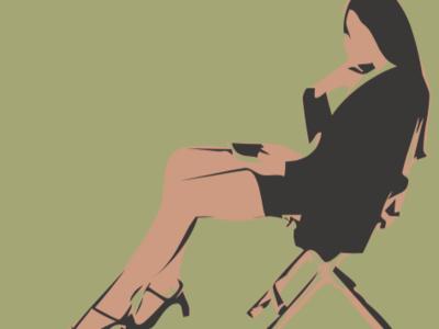 Woman vector Sketch vector illustration vector art sketch