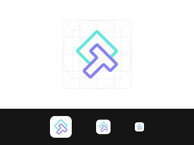 Montech - Icon Design tech logo logo designer identity design logomark graphic design branding logo mark logo love logo design brand identity logo design