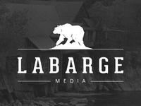 LaBarge Media Logo
