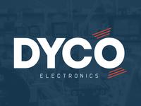 DYCO Electronics Logo