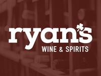 Ryan's Wine & Spirits Logo