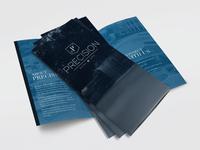 Precision Pool & Spa Brochure