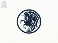 Winged Unicorn Logo