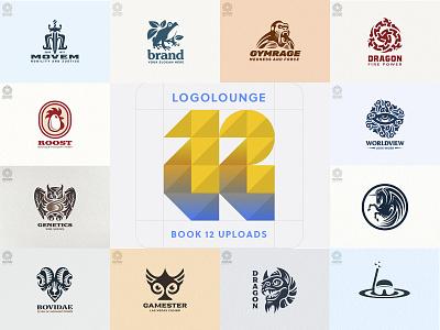 Logolounge LogoBook12 beautiful branding design identity logotype brand logo selection participation collection book logobook logolounge contest